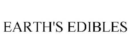 EARTH'S EDIBLES