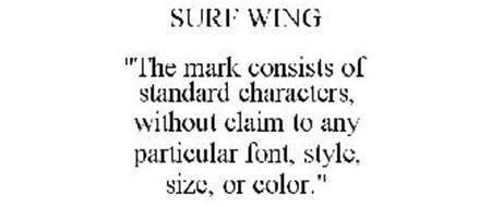 SURF WING
