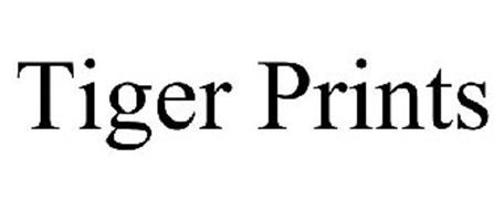 TIGER PRINTS