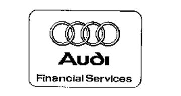 AUDI FINANCIAL SERVICES Trademark Of Audi AG Serial Number - Audi financial