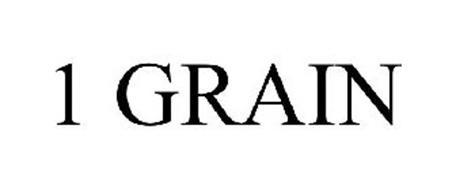 1 GRAIN