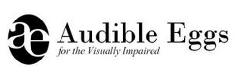 AE AUDIBLE EGGS FOR THE VISUALLY IMPAIRED