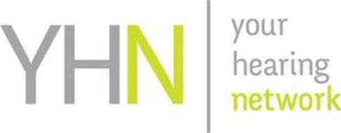 yhn your hearing network trademark of audiology services