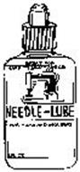 NEEDLE-LUBE GREAT FOR HARD TO SEW FABRICS FOR HOME AND INDUSTRY