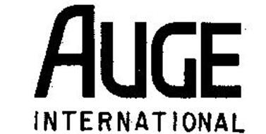 AUGE INTERNATIONAL