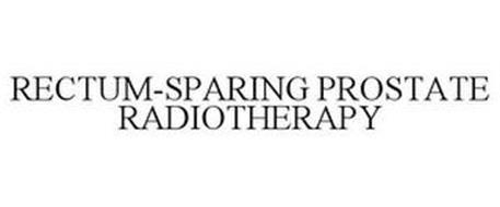RECTUM-SPARING PROSTATE RADIOTHERAPY