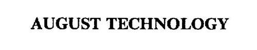 AUGUST TECHNOLOGY