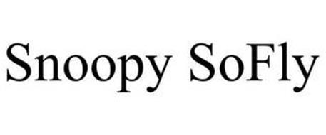 SNOOPY SOFLY