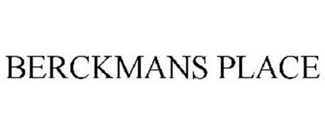 BERCKMANS PLACE