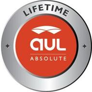 AUL ABSOLUTE LIFETIME