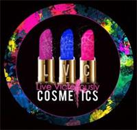 LVC LIVE VICTORIOUSLY COSMETICS
