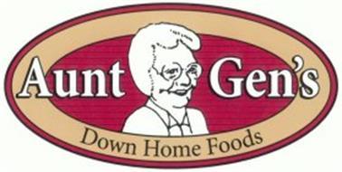 AUNT GEN'S DOWN HOME FOODS