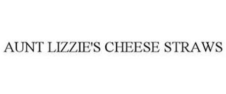 AUNT LIZZIE'S CHEESE STRAWS