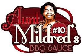AUNT MILDRED'S #10 BBQ SAUCE