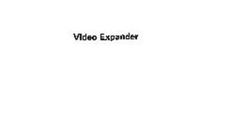VIDEO EXPANDER