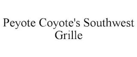 PEYOTE COYOTE'S SOUTHWEST GRILLE