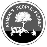 ANIMALS· PEOPLE· PLANET