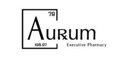 AURXUM EXECUTIVE PHARMACY 79 196.97