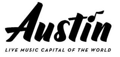 AUSTIN LIVE MUSIC CAPITAL OF THE WORLD