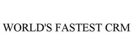 WORLD'S FASTEST CRM