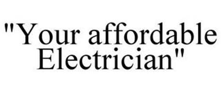"""YOUR AFFORDABLE ELECTRICIAN"""