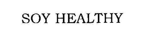 SOY HEALTHY