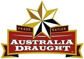 AUSTRALIA DRAUGHT PROUD NATION