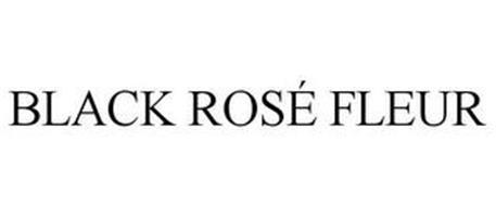BLACK ROSÉ FLEUR