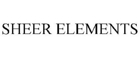 SHEER ELEMENTS