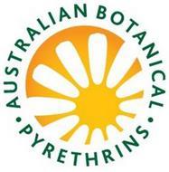 · AUSTRALIAN BOTANICAL · PYRETHRINS