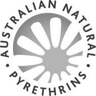 AUSTRALIAN NATURAL · PYRETHRINS ·