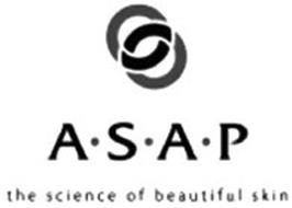 A·S·A·P THE SCIENCE OF BEAUTIFUL SKIN