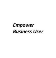 EMPOWER BUSINESS USER