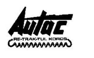 AUTAC RE-TRAK-TUL KORDS