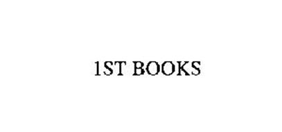 1ST BOOKS