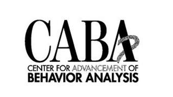 CABA P CENTER FOR ADVANCEMENT OF BEHAVIOR ANALYSIS