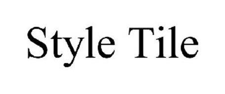 STYLE TILE