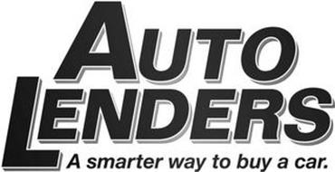 AUTO LENDERS A SMARTER WAY TO BUY A CAR.