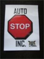 AUTO STOP INC.