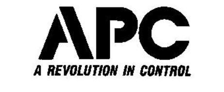 APC A REVOLUTION IN CONTROL