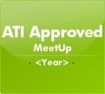 ATI APPROVED MEETUP <YEAR>