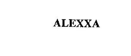 ALEXXA