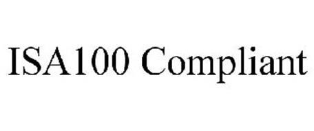 ISA100 COMPLIANT