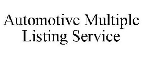 AUTOMOTIVE MULTIPLE LISTING SERVICE