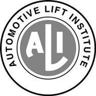 ALI AUTOMOTIVE LIFT INSTITUTE