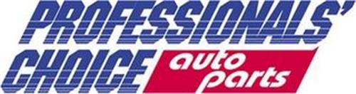 PROFESSIONALS' CHOICE AUTO PARTS