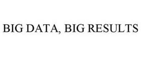 BIG DATA, BIG RESULTS