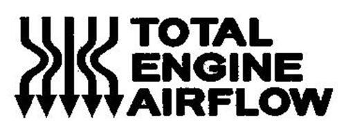 TOTAL ENGINE AIRFLOW
