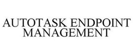 AUTOTASK ENDPOINT MANAGEMENT