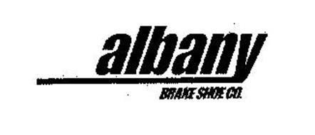 ALBANY BRAKE SHOE CO.